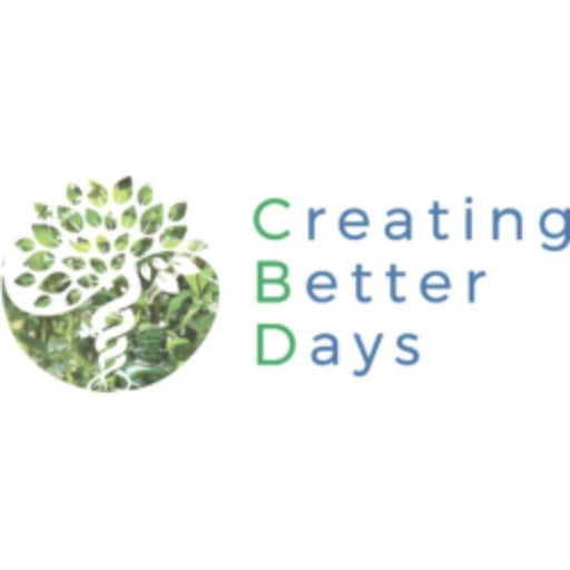 Creating Better Days CBD logo
