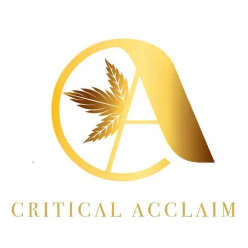 Critical Acclaim CBD logo