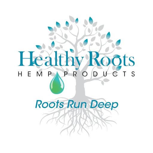 Healthy Roots Hemp logo