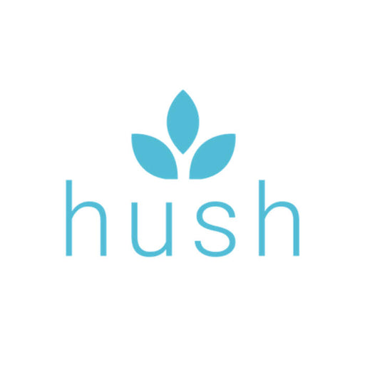Hush Wellness CBD logo