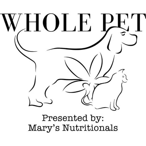 Mary's Whole Pet CBD logo