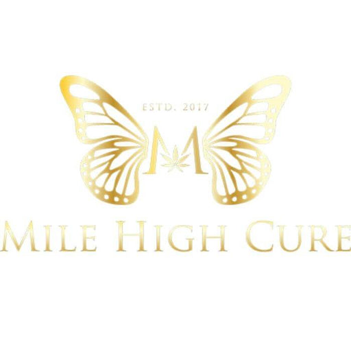 Mile High Cure CBD logo