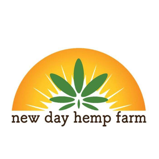 New Day Hemp Farm logo