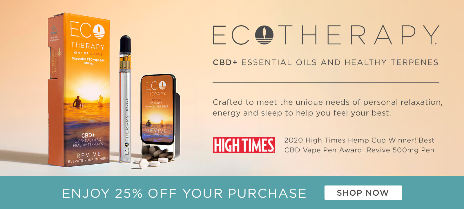 Eco Therapy CBD