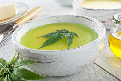Traditional Cannabutter Recipe
