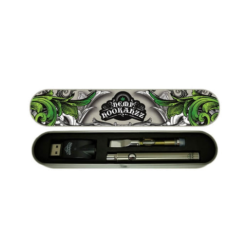 100MG Rechargeable CBD E-Cig Kit by Hemp Hookahzz