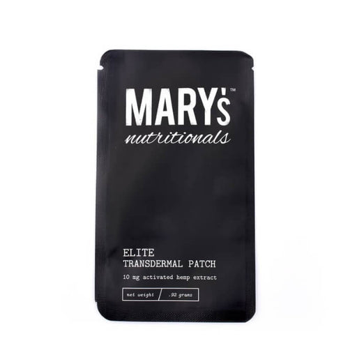 Hemp Extract Elite Patch by Mary's Nutritionals