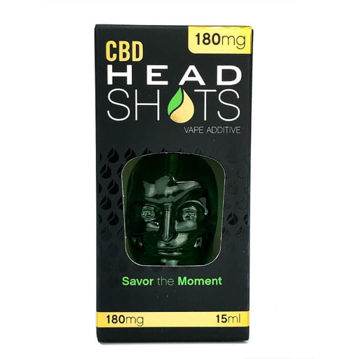 180MG Hemp Head Shots (Tincture or Vape Additive) by Fusion Brands