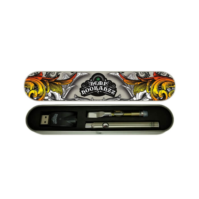 250MG Rechargeable CBD E-Cig Kit by Hemp Hookahzz