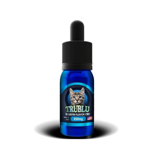 Tru Blu Tuna CBD Cat Tincture by Blue Moon Hemp