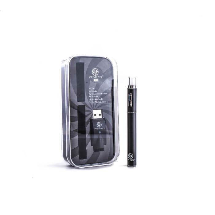 World's Pipe CBD 510 Mini CBD Oil Vape Pen