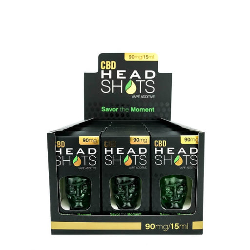 Hemp Head Shots (Tincture or Vape Additive) by Fusion Brands