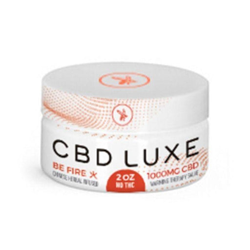 Be Fire CBD Topical Salve by CBD Luxe