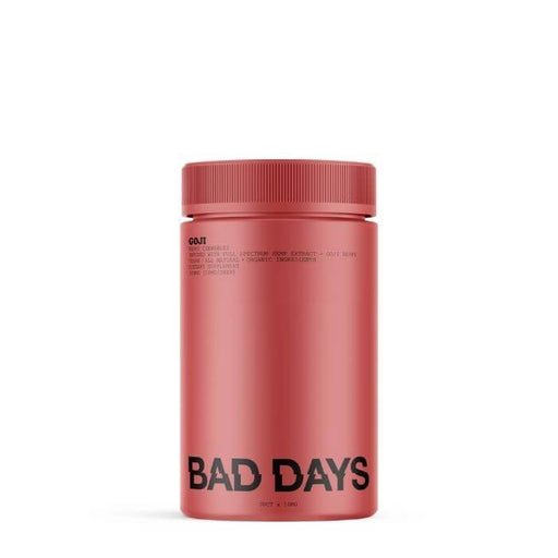 Bad Days CBD Full Spectrum Berry Gummies + Goji