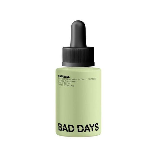 Bad Days CBD Full Spectrum Natural Tincture