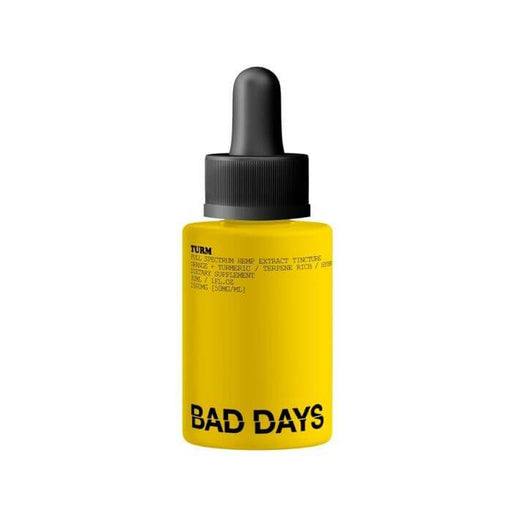 Bad Days CBD Full Spectrum Turm Tincture