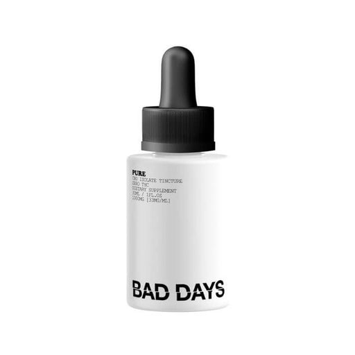 Bad Days CBD Pure Isolate Tincture