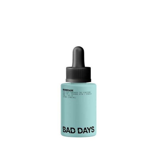 Bad Days CBD Broad Spectrum Tincture Berryade