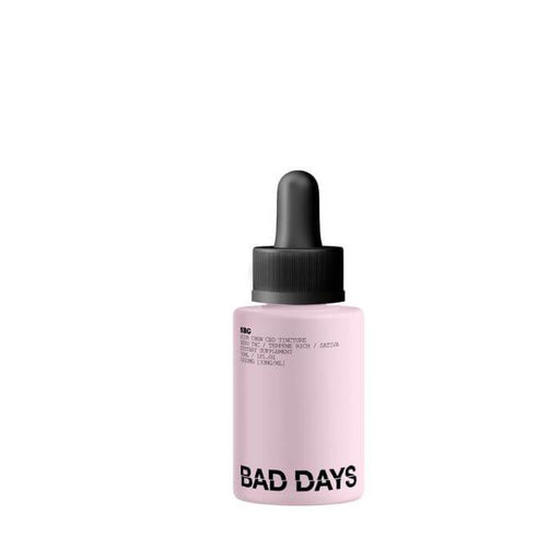 Bad Days CBD Broad Spectrum Tincture Sour Bubblegum