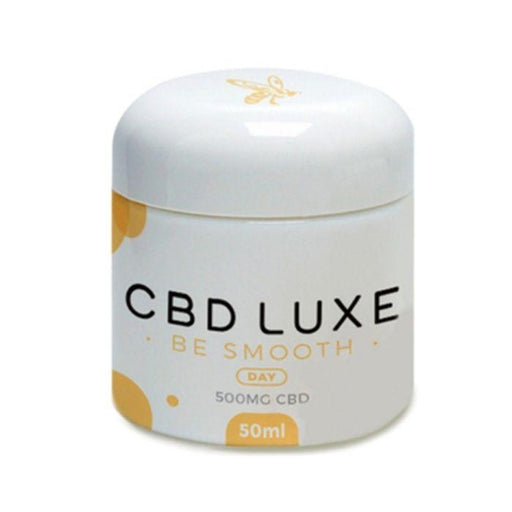 Be Smooth Face Day Cream by CBD Luxe