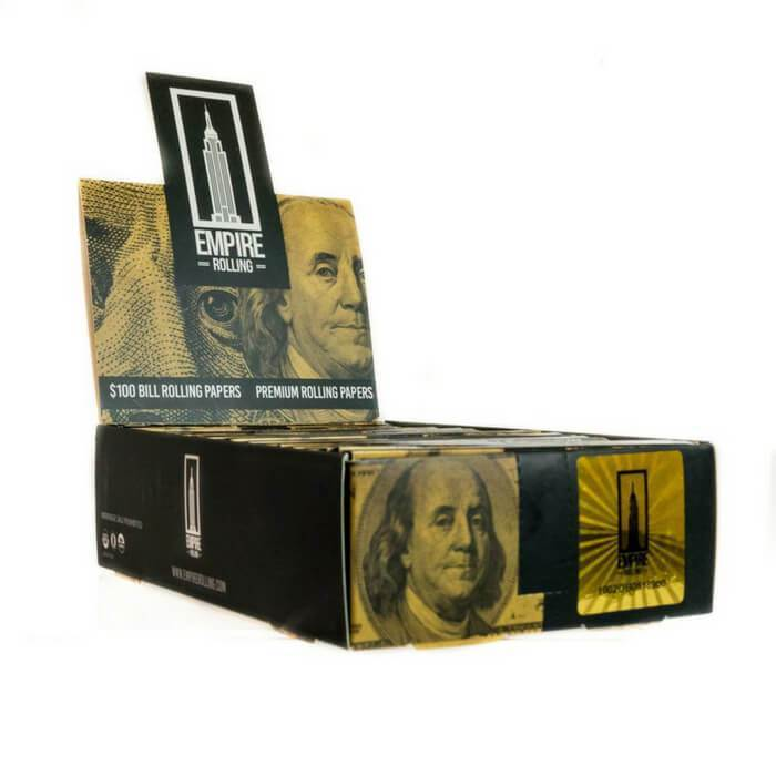 Empire Rolling Papers Pass The Benny #1