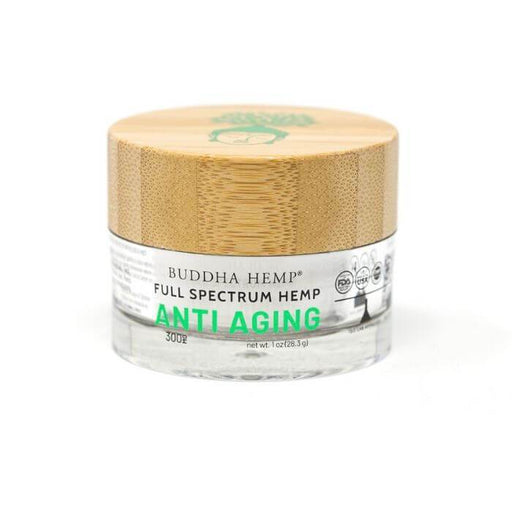 Buddha Hemp Full Spectrum Anti Aging Hemp Cream