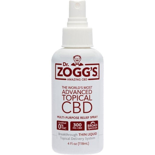 CBD Advanced Topical by Dr. Zogg's Amazing CBD