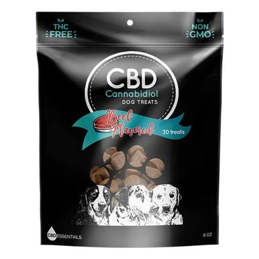 CBD Beef Flavor Dog Treats by CBD Essentials USA