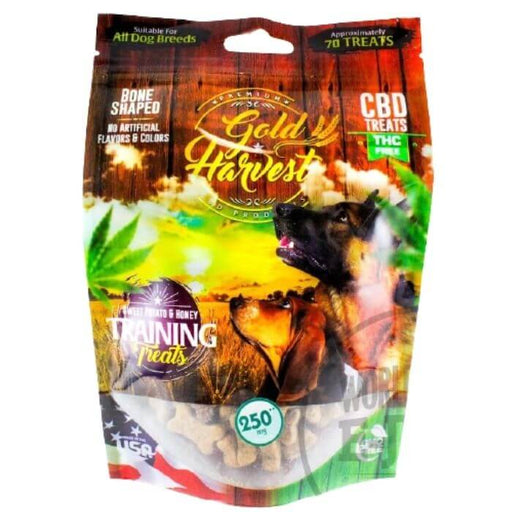 CBD Dog Treats by Gold Harvest