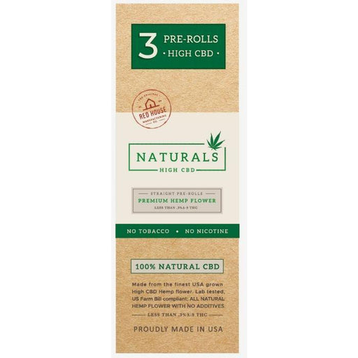 CBD Hemp Stick Box by Naturals High CBD