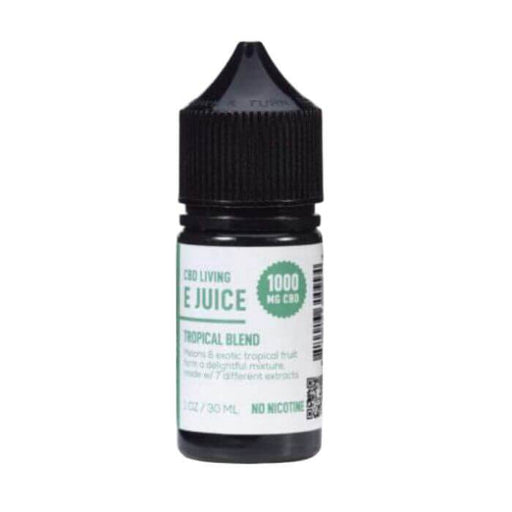 CBDLiving Tropical Blend CBD E-Liquid
