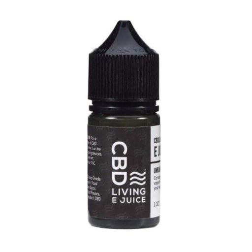 CBDLiving Unflavored CBD E-Liquid