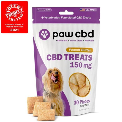 CBD Treats For Dogs by Paw CBD