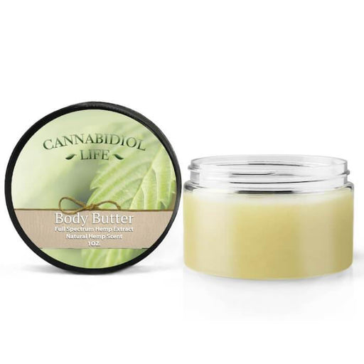 CBD Body Butter by Cannabidiol Life