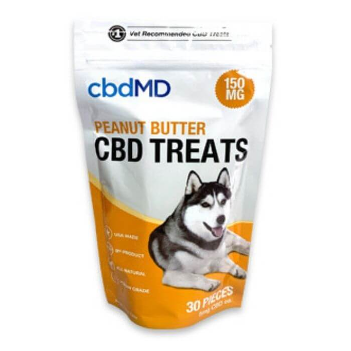 cbdMD CBD Dog Treats