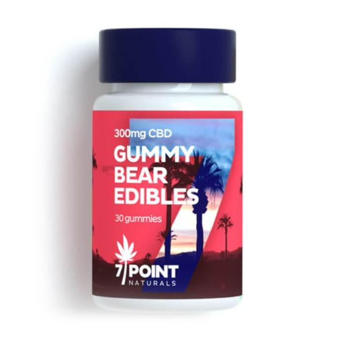 7 Point Naturals CBD Gummies