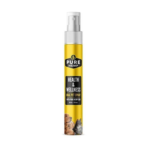 Pure Hemp CBD Health and Wellness Pet Spray