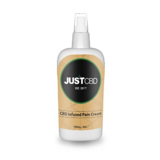 JustCBD CBD Infused Pain Cream