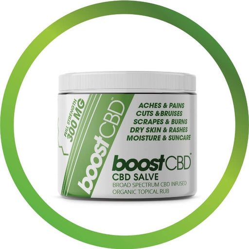 CBD Infused Salve by Boost CBD