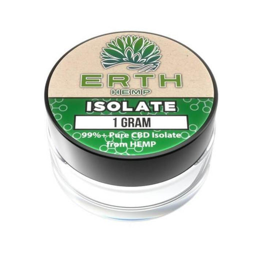 CBD Isolate by ERTH Hemp