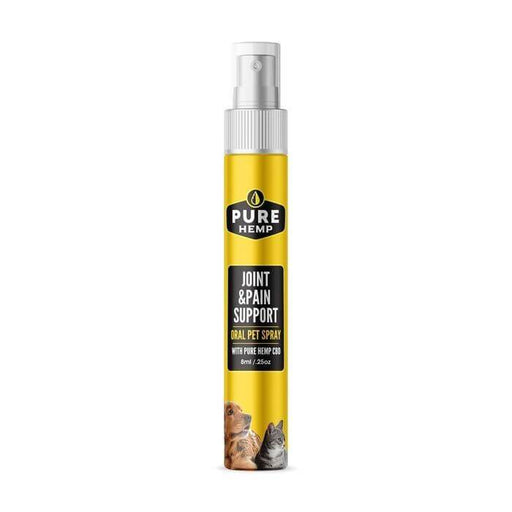 Pure Hemp CBD Joint Pain Pet Spray
