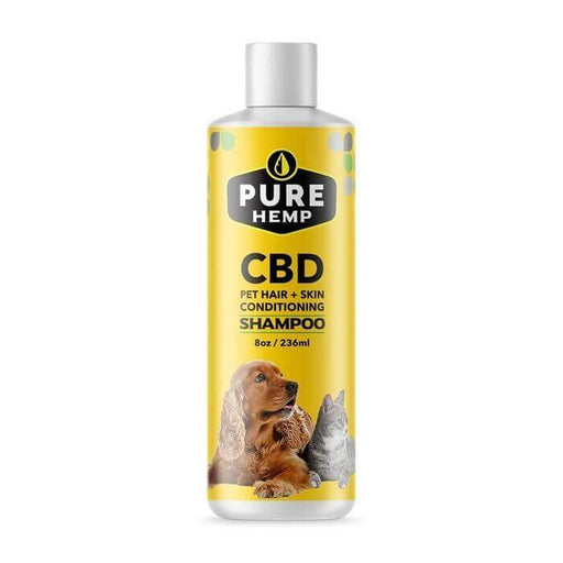 Pure Hemp CBD Pet Shampoo