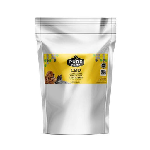 Pure Hemp CBD Pet Treats