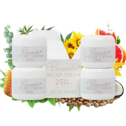 Pinnacle Hemp CBD Relief Cream