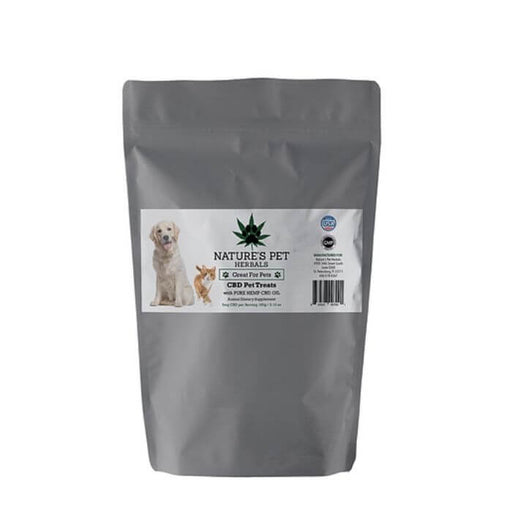Nature's Pet Herbals CBD Soft Chewable Pet Treats