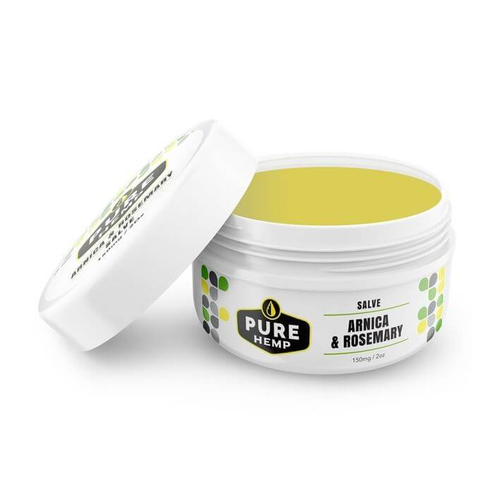 Pure Hemp CBD Super Strength Salve