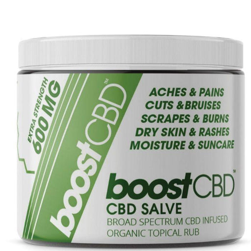 Boost CBD Topical Salve
