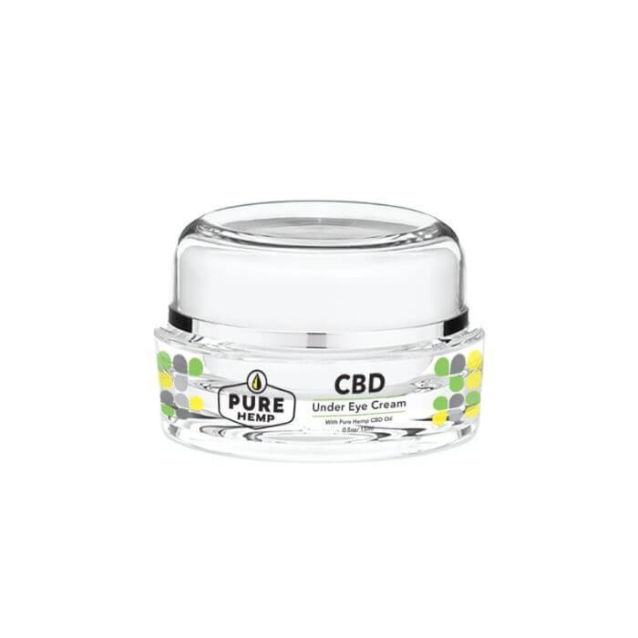 Pure Hemp CBD Under Eye Cream