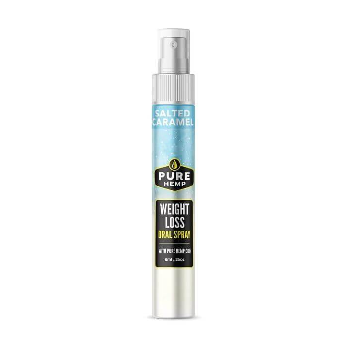 Pure Hemp CBD Weight Loss Spray