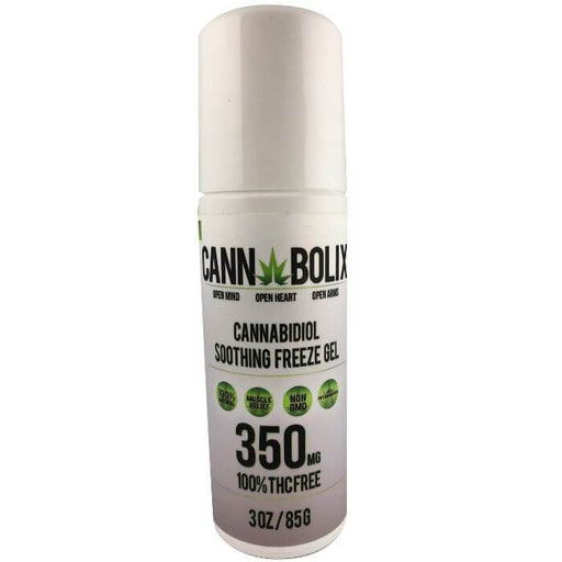Cannabolix Soothing CBD Freeze Gel